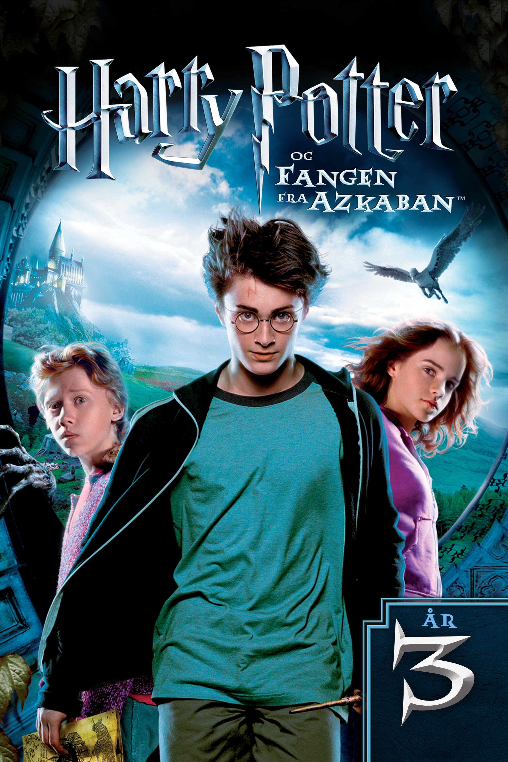 harry potter film dansk tale